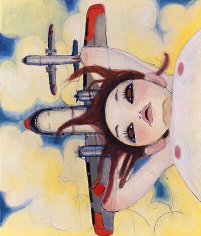 Aya Takano, 'Fallin'-Manma-Air *'