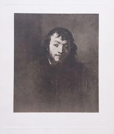 Rembrandt van Rijn, 'Jeune Rabbin', ca. 1910