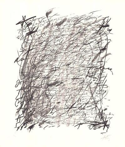 Antoni Tàpies, 'Mes amis', 1960-1970