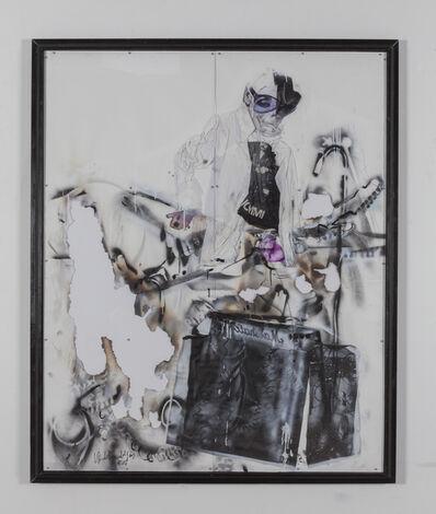 Joris Van de Moortel, 'FIRE', 2018