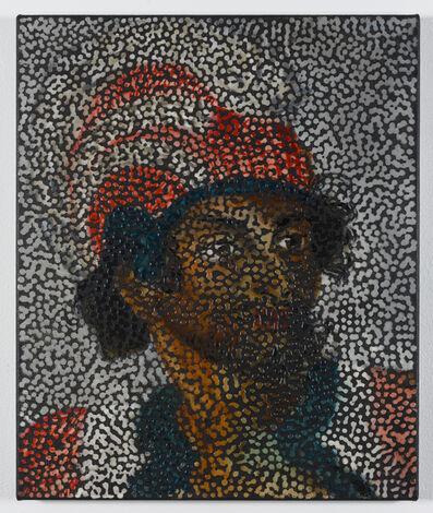 Daniel Boyd, 'Untitled (HCCK) 61.5 × 51cm', 2017