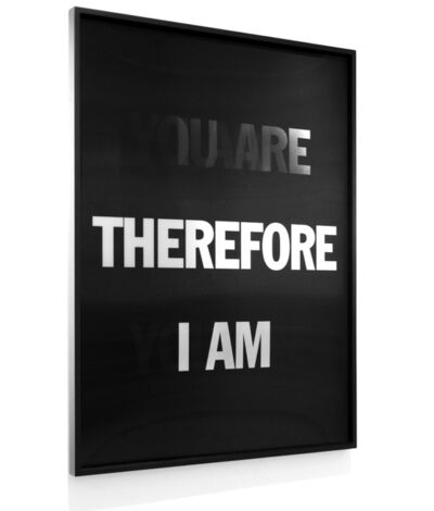 Hank Willis Thomas, 'I am Therefore You are / You are Therefore I am', 2020
