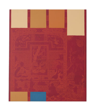 Kour Pour, 'Geometric Painting 11', 2017