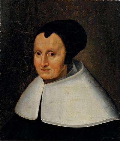 Dutch School, 'Head of a Woman'
