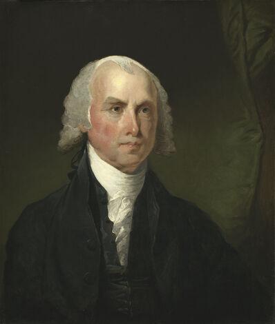 Gilbert Stuart, 'James Madison', ca. 1821