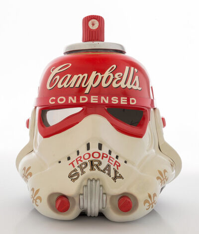 Mr. Brainwash, 'Campbell's Condensed Trooper Spray', 2013