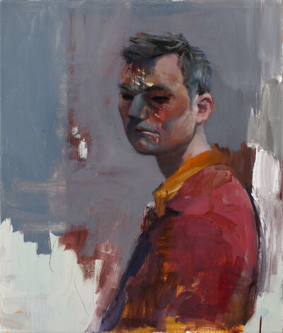 Daniel Pitin, 'Self-Portrait', 2017