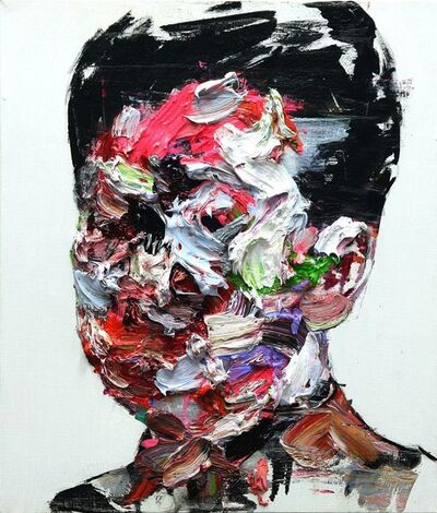 Kwang Ho Shin, 'Self portrait', 2012