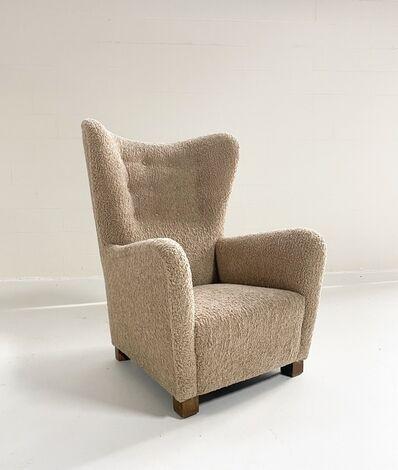 Fritz Hansen, 'Lounge Chair', c. 1940s