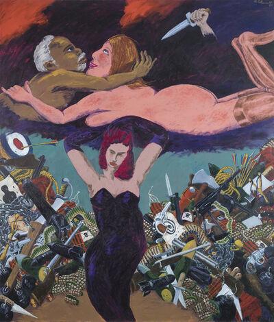 Robert Colescott, 'Jealousy', 1984