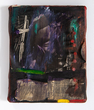 Mildred Howard, 'Untitled, Miniature Collage', 1984