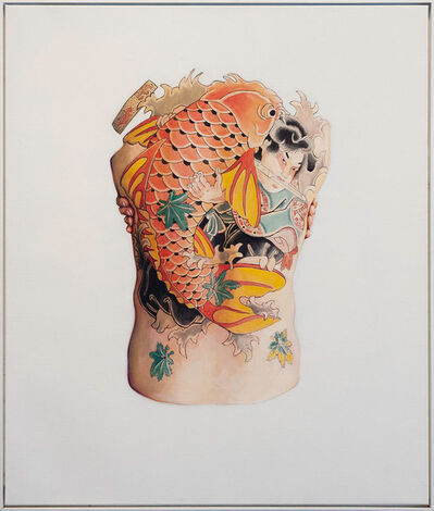 Julian Meagher, 'Man versus carp', 2009