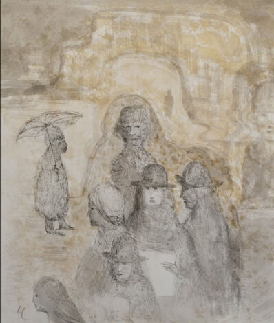 Leonora Carrington, 'Rain (lluvia)'