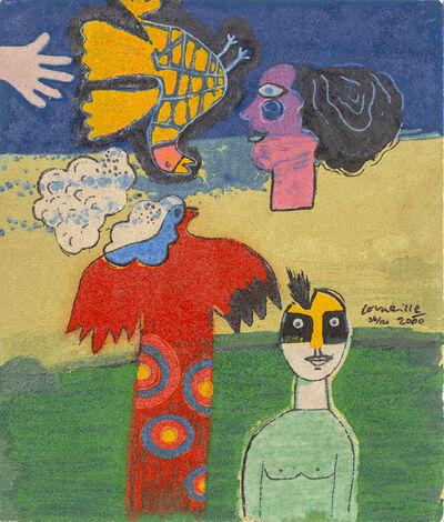 Corneille, 'Les Femmes de la Bible IX', 2000