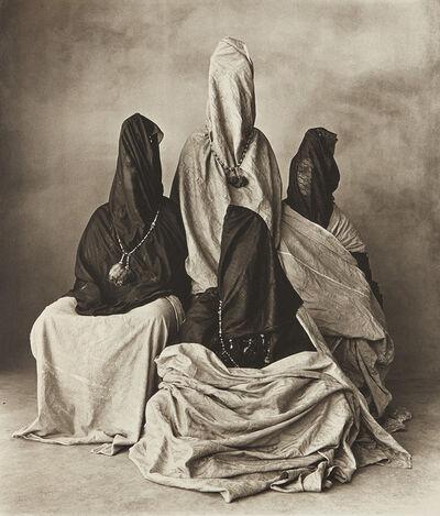 Irving Penn, 'Four Guedras, Morocco', 1971