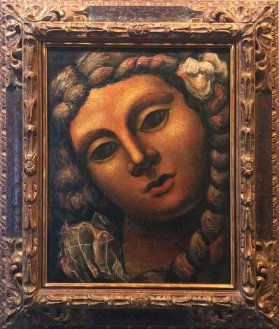 Mario Carreño, 'Face of Woman', 1937