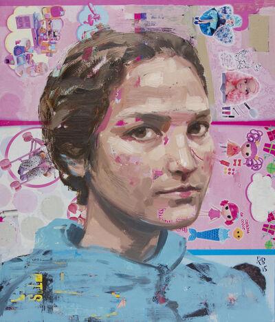Rossina Bossio, 'Cambia de Color', 2016