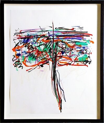 Joan Mitchell, 'Tree I ', 1992