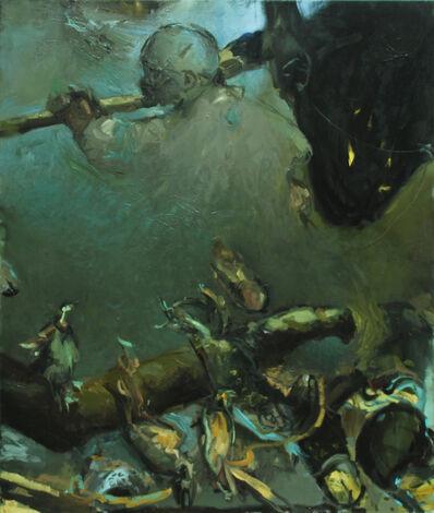 Szabolcs Veres, 'Studies for a Hunt 5', 2008