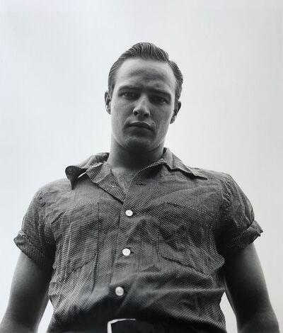 Art Shay, 'Marlon Brando, Libertyville, Illinois, 1950', 2017
