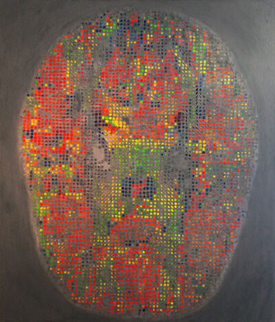 Ross Bleckner, 'The Brain in the Room', 2012