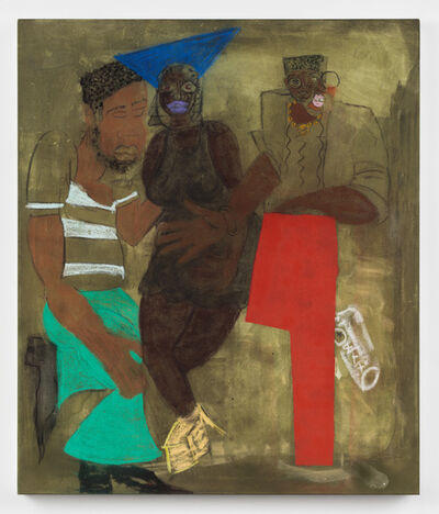 Curtis Talwst Santiago, 'Granadilla', 2017