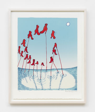 Louise Bourgeois, 'The Night', 2001