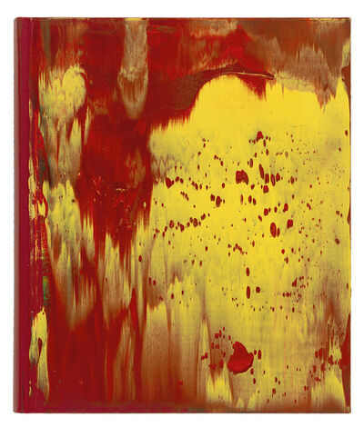 Gerhard Richter, 'War Cut II', 2004