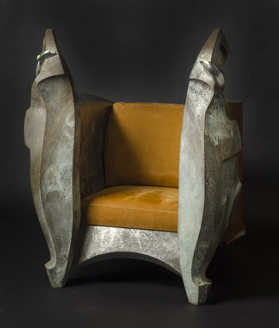 Sean Calyer, 'Sculptural chair', 2001