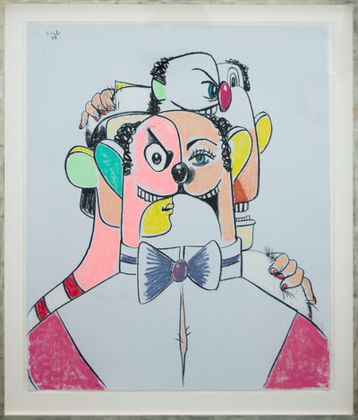 George Condo, 'The Colorful Tailor', 2008