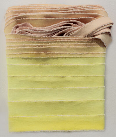 Jean Alexander Frater, 'Salmon to Yellow', 2016