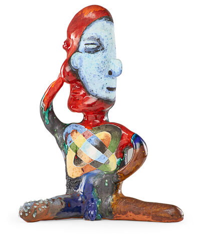 Michael Lucero, 'Sculpture from the Pre-Columbus series', 1990