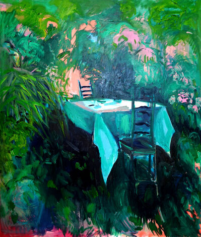 Ekaterina Popova, 'A Table for Me', 2020