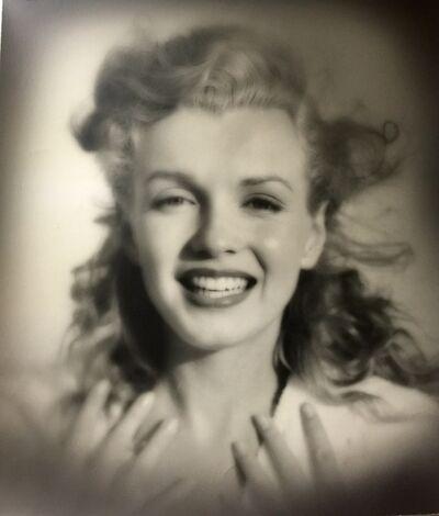 André de Dienes, 'Marilyn Monroe, Tobay Beach, Long Island, NY', 1949
