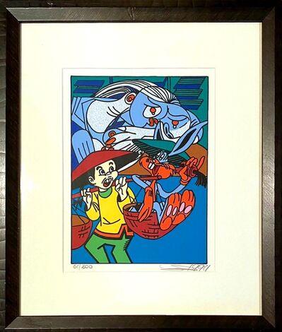 Erró, 'Lapin', 1994