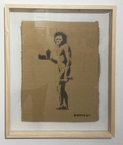 Banksy, 'Dismaland Free Art - Orangutan', 2015