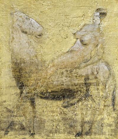 Adel El Siwi, 'To Marino Marini', 2017