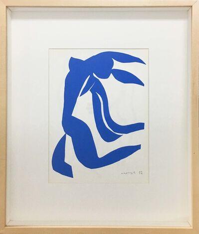 Henri Matisse, 'La Chevalure', 1958