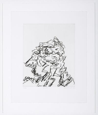Frank Auerbach, 'J.Y.M.', 1989