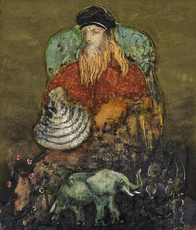 Adel El Siwi, 'To Leonardo da Vinci', 2017