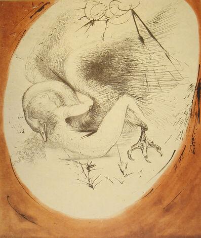 Salvador Dalí, 'Leda and the Swan', 1963