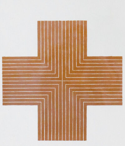 """Frank Stella, '""""OURAY"""" ', 1970"""