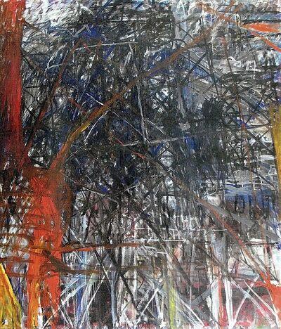 Gandy Brodie, 'City Anguish', 1958