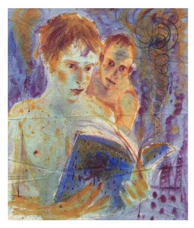 Andrej Dubravsky, 'The shocked readers', 2020