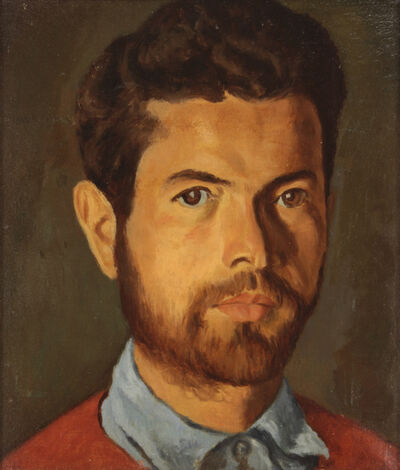 Louis Ribak, 'Self Portrait', 1920