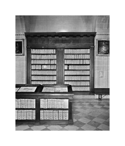 Ursula Schulz-Dornburg, 'Archivo de Indias en Seville, B05-N06', 2001/2020
