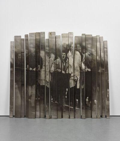 Graciela Sacco, 'Adelante [Ahead] from Cuerpo a cuerpo [Body to Body]', 2015