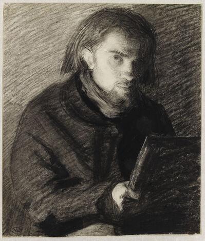 Henri Fantin-Latour, 'Autoportrait dessinant ', 1860
