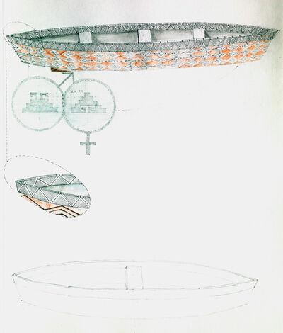 Hechizoo Textiles, 'Canoe', 2014