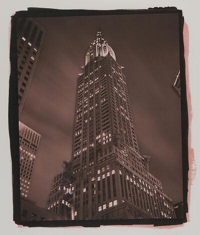 Tom Baril, 'Chrysler Building at Night'